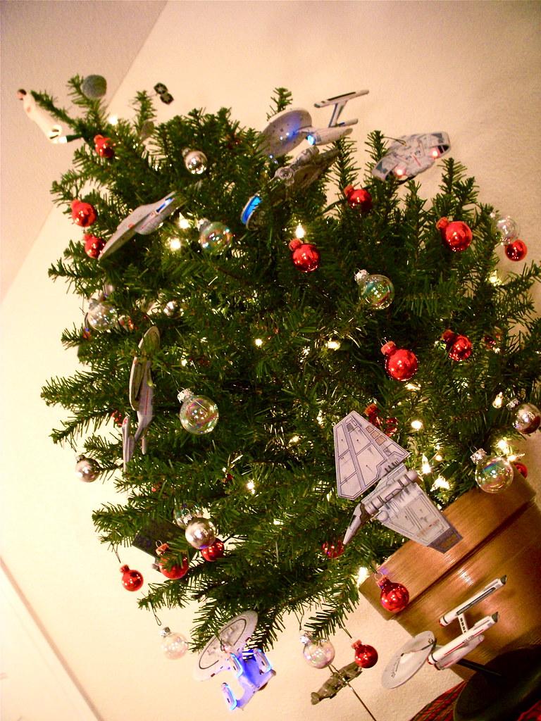 Starship Christmas Tree 2