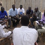 Rumbek FM - Planning the BBCWST-supported discussion programmes