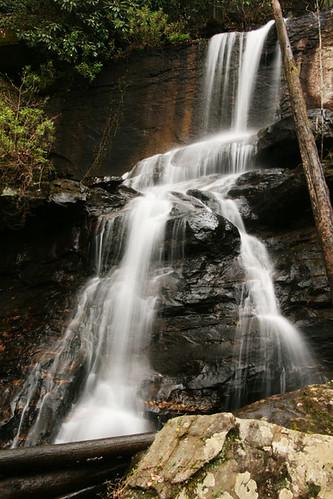 georgia waterfall waterfalls chattahoocheenationalforest lumpkincounty abigfave anawesomeshot frogtowncreek desotofallsscenicarea lowerdesotofalls