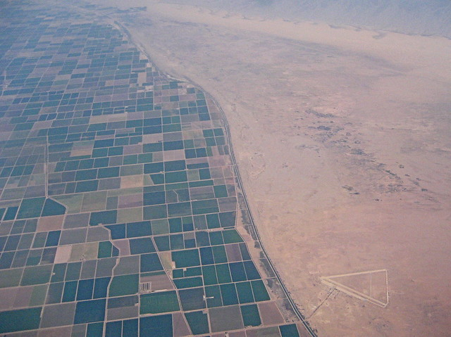 Desert Irrigation