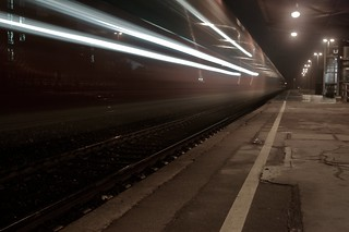 At Night All Trains Are Illusions | by Pascal Hertleif