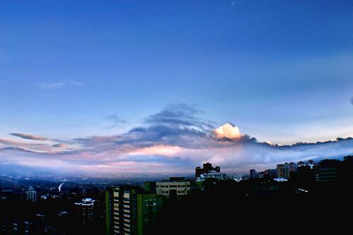 sky clouds sunrise colombia amanecer cielo medellin nube antioquia skyascanvas