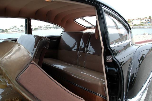 1949 Cadillac Quot Sedanette Quot Rear Seats Flickr Photo