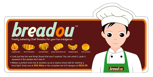 Breadou Squishy Tag : Breadou Signage Flickr - Photo Sharing!