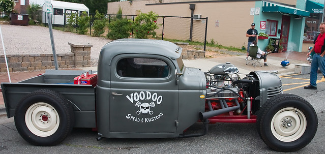 hot rod voodoo ii side view flickr photo sharing. Black Bedroom Furniture Sets. Home Design Ideas