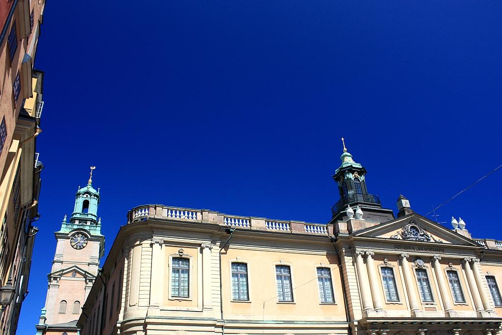 Mårten Trotzigs Grand, Gamla Stan, Stockholm, Sweden