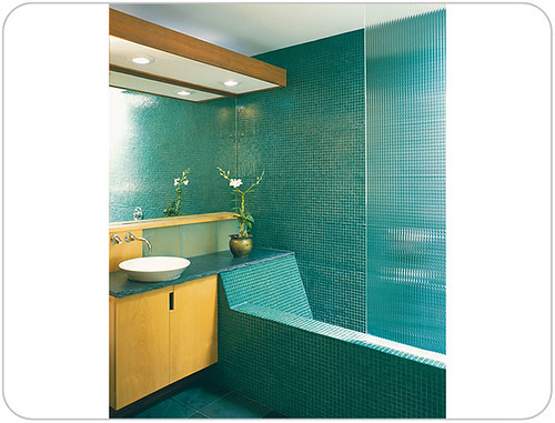 Turquoise and brown bathroom designs for Brown and aqua bathroom ideas