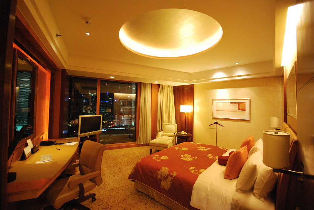 Shangri-La Pudong Hotel, Shanghai - Grand Tower Executive Room