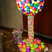 Candy Ball Centerpiece