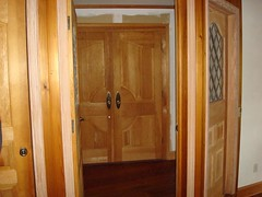 Solid Wood Doors vs. Hollow-Core Doors