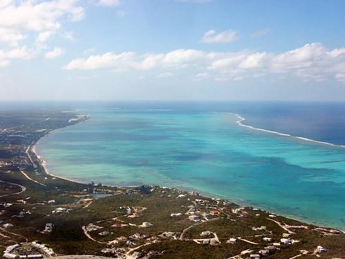 Turks & Caicos Aerial