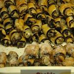 Chocolate Rolls, Lehel Market - Budapest, Hungary
