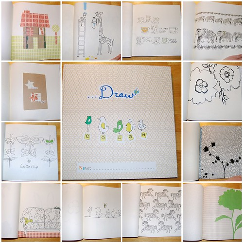 Draw Color Book