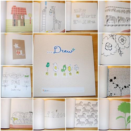 Draw Color Book