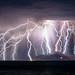 """Great Salt Lake, Utah; Energizer Bunny, """"Shot 10"""" Temper, Temper! by Scott Stringham """"Rustling Leaf Design"""""""