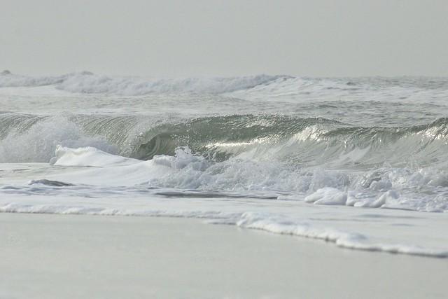 L'âme à la vague...
