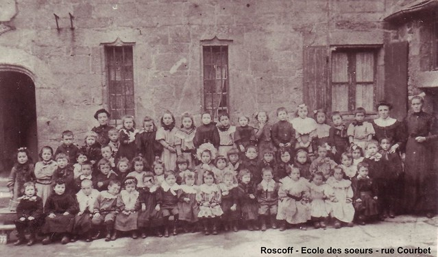 Roscoff - Archives Feutren - Photo de classes