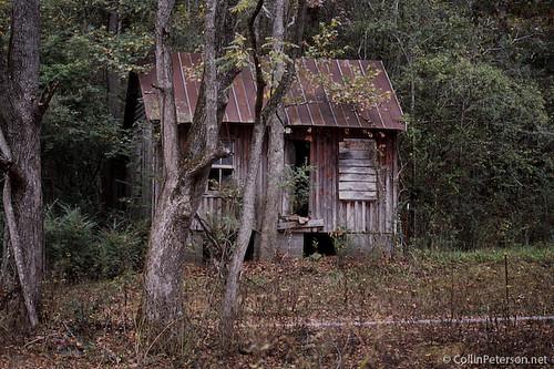 Abandoned Mountainside Cabin Sevierville Tn Flickr