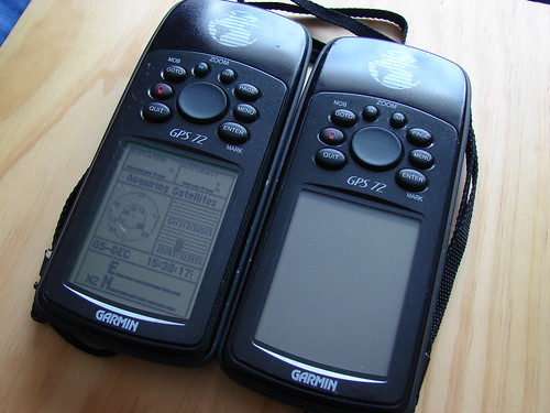 garmin global positioning system