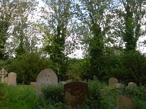 Little Wittenham Churchyard