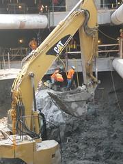 CQ039 - Preparing for Da-Mite - Blasting Rock (6-9-2011)