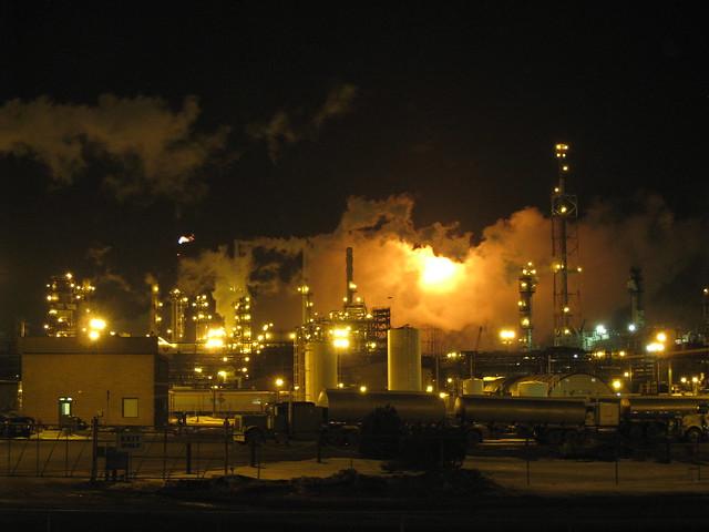 Petro-Canada Refinery