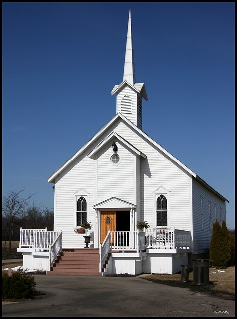 The Little Wedding Chapel Taylor Michigan
