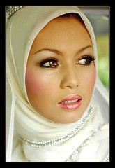 hijab+women=beauty