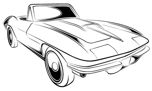 60s show cars