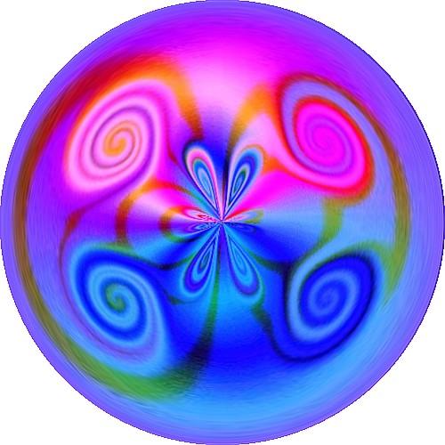Spiral Amazing circle