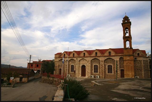 Εκκλησία, Ευρύχου / Church at Evrychou village