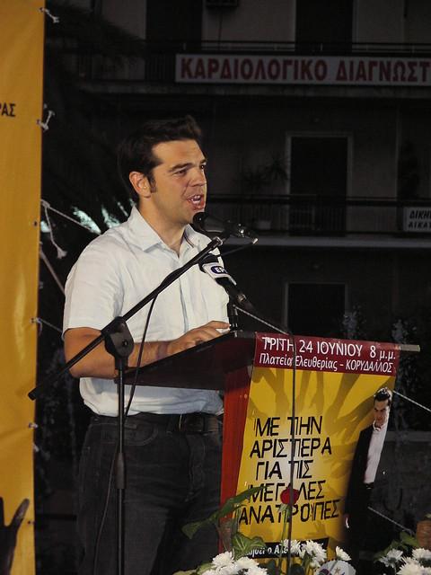 Genug ist nicht genug – Die Odyssee des Alexis Tsipras