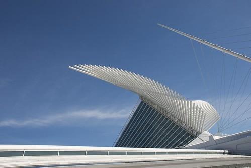Photo of the Milwaukee Art Museum