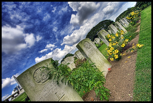 flower cemetery tomb 1022mm hdr kranjiwarmemorial canon1022 5exp darmaticsky darrellneo