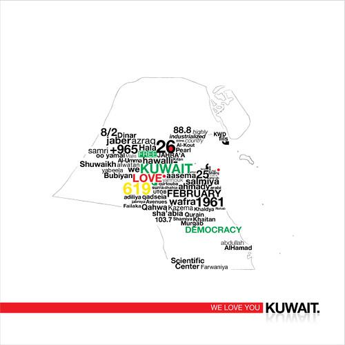 Kuwait Typo