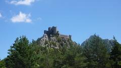 Puilaurens Castle