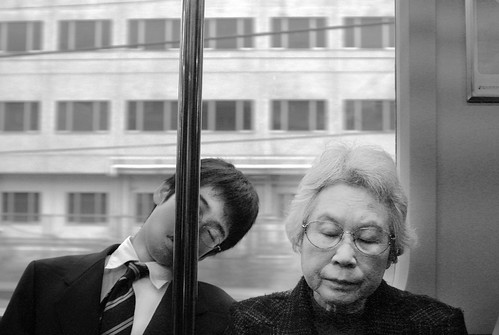 Asleep on the train_0342-1 by jandarmor