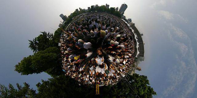 Hiroshima Memorial Ceremony 2008 planet