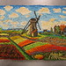 Claude Monet Tulip Fields With The Rijnsburg Windmill by megpi