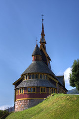 St. Olaf's Church, Balestrand, Norway