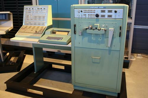 Computer, UNIVAC 1232