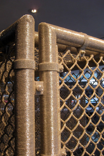 Nyc lever house liza lou s maximum security fence
