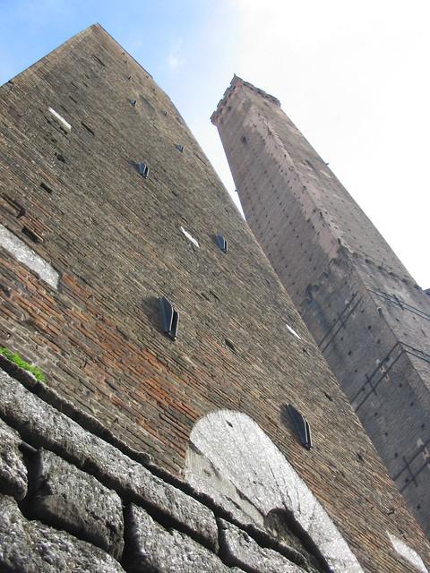 Italia (Italy): Las Dos Torres, Due Tom. Bolonia  (Bologne)
