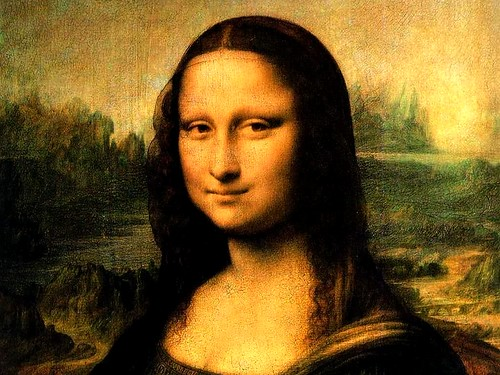 La jeconde : Mona Lisa