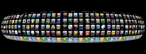 iPhone apps sphere