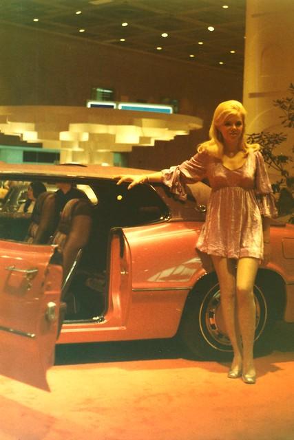 Mustang Concept >> 1970 Detroit Auto Show - an album on Flickr