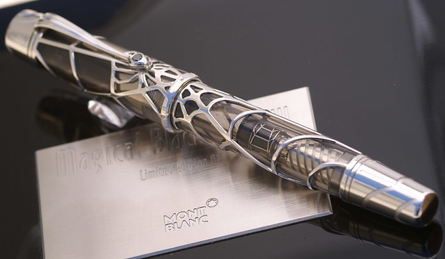 MONTBLANC MAGICAL BLACK WIDOW 88