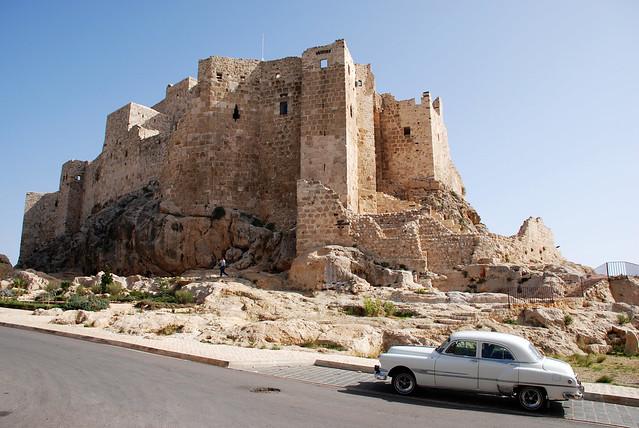 Masyaf Castle - Masyaf - Syria