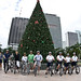 Group Shot Bayfront Tree