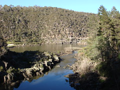 Cataract Gorge Walk